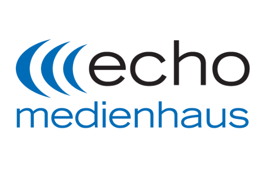 Logo echo medienhaus